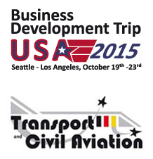 Business Development Trip, U.S.A., October 2015: