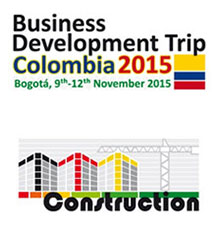 Business Development Trip, Colombia, November 2015: